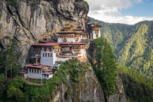 Taktsang Monastery, Paro Valley, Bhutan